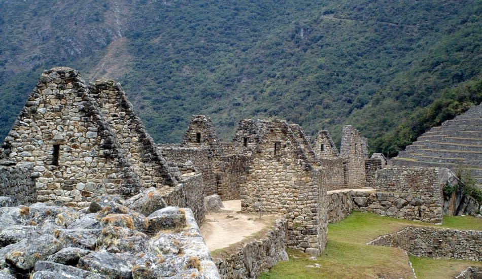 Machu Picchu Perù sito turistico
