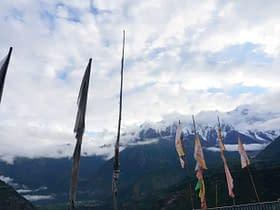 fiume Yarlung Tsampo Tibet