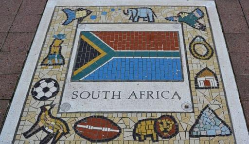 simbolo olimpiadi sudafrica