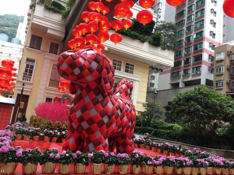 Festa delle Lanterne Capodanno Cinese