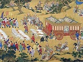 antica missione nello stato di Wei