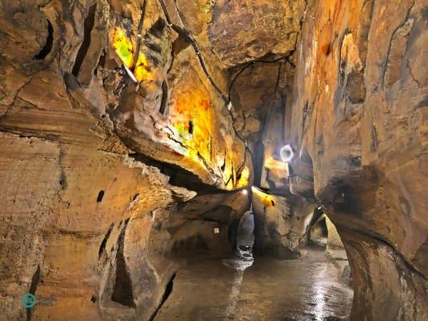 grotta luci