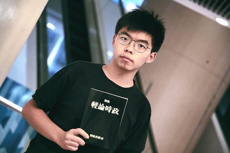 hong kong libri pro-democrazia