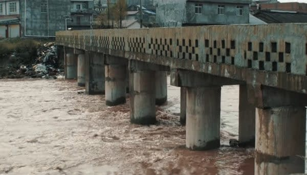 ponte fiume Ma Chun