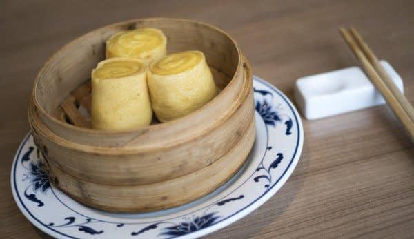 involtini bacchette cibo cinese