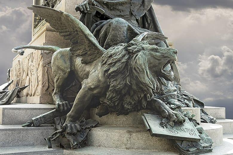 leone alato San Marco