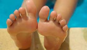 piedi salute