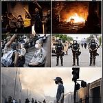 L'omicidio di George Floyd, le proteste, gli infiltrati, le immagini della paura