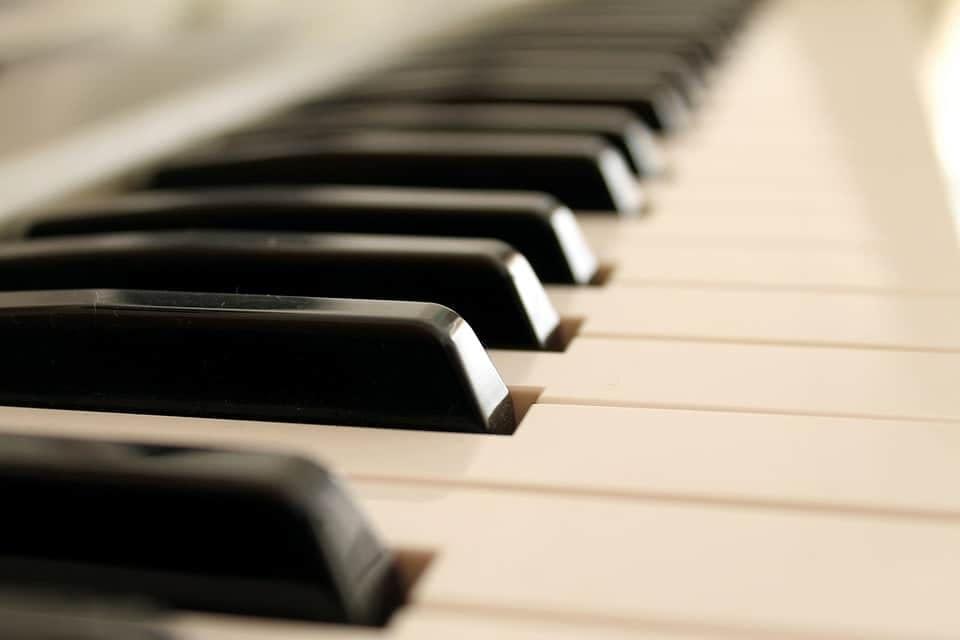 tasti del pianoforte musica classica