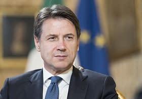 il presidente del consiglio dei ministri italiano giuseppe conte
