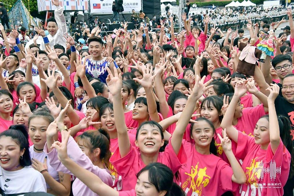 Taiwan giornata nazionale studenti