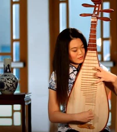 pipa strumento musicale