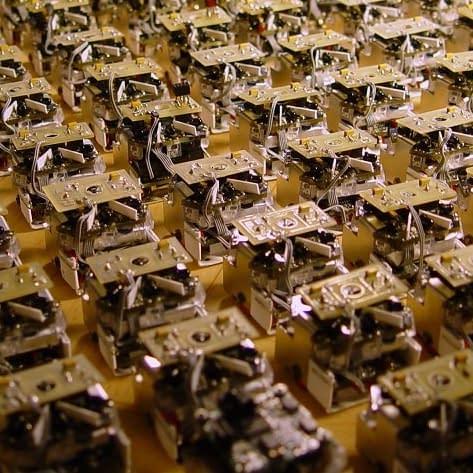 microrobot a gambo di gelsomino
