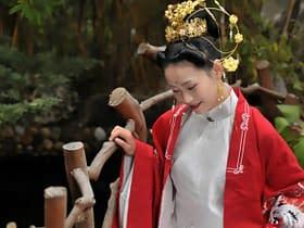 acconciature per capelli tradizone cinese