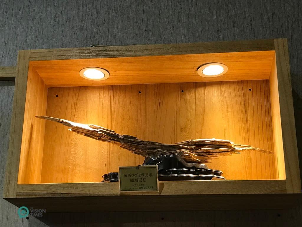 legno resinoso aquila