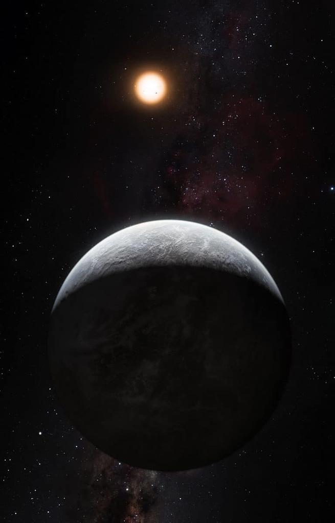 super terre origini pianeta in orbita attorno a stella HD 85512