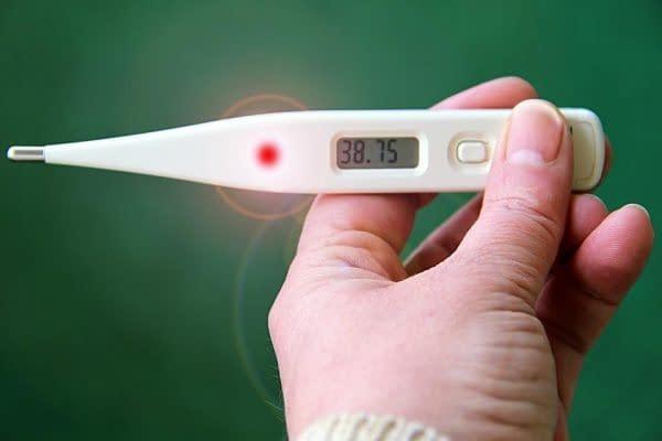 termometro per la temperatura corporea