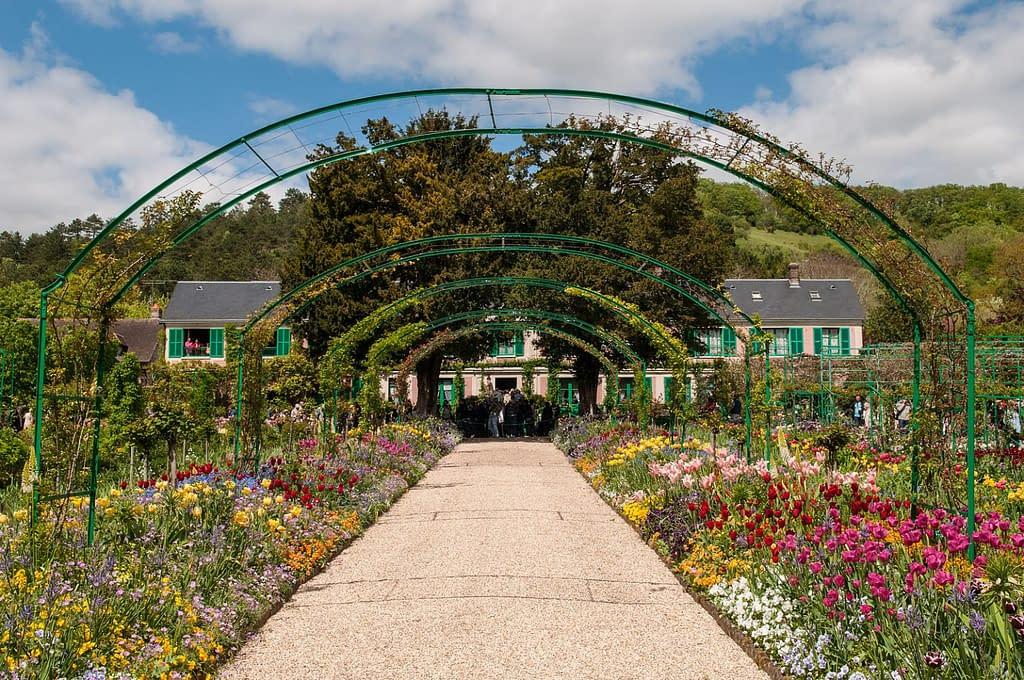 casa di Monet giardini piante fiori