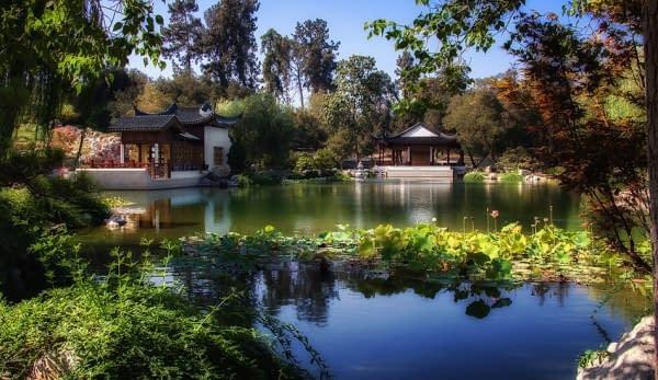 giardino Cina Feng Shui