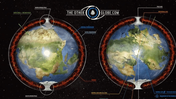 globo terra mappamondo